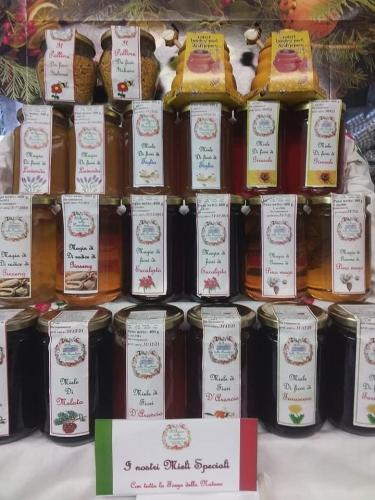il bosco della Presolana | Erboristeria e prodotti tipici di produzione propria |  Alimentazione biologica, integratori | Jar